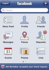 fb2 App Store   Facebook pour iPhone mis à jour en 3.5