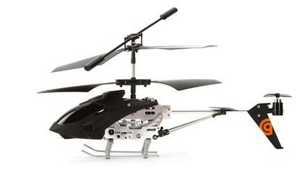 helotc News   Lhélicoptère télécommandé par iPhone : le Helo TC