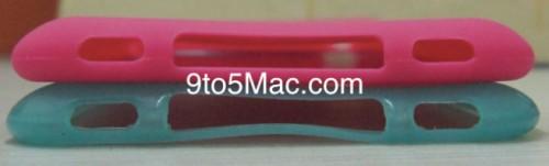 houssei5 500x151 News   De nouvelles housses pour iPhone 5 suggèrent de nouvelles caractéristiques pour lappareil