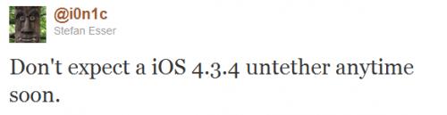 i0n1c 500x129 Jailbreak News   Le Jailbreak de liOS 4.3.4 ne sortira pas avant longtemps