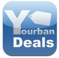 icon AppStore   YourbanDeals : Ne passez plus à côté des bons plans
