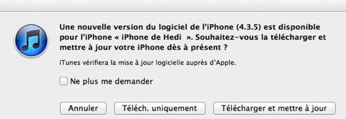 ios435iphone News   Apple met en ligne liOS 4.3.5