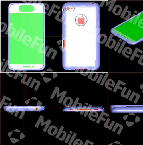 iphone5case News   Les premiers étuis de liPhone 5 arrivent