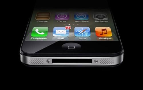 iphone5concept1 500x316 Concepts   Un iPhone 5 proche de lactuel iPhone 4