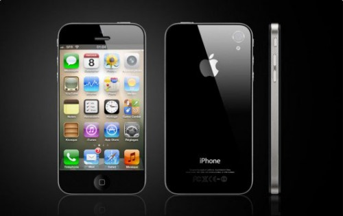 iphone5concept3 500x316 Concepts   Un iPhone 5 proche de lactuel iPhone 4
