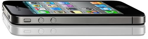 iphone 4 side shot Rumeurs   AT&T se préparerait à la sortie de liPhone 5 pour mi septembre