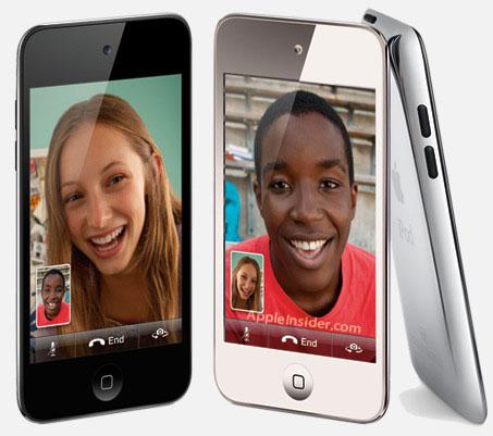 itouchblanc Rumeurs   Un iPod Touch blanc pour cet automne ?