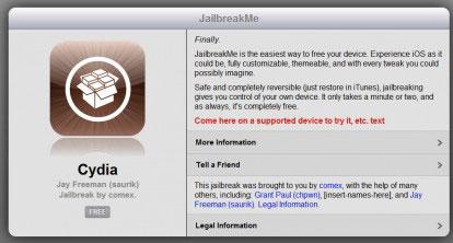 jbme1 News   Un iOS 4.3.4 pour bloquer le jailbreak arrive