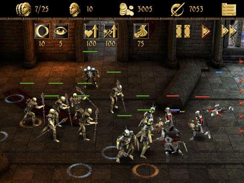 jeu3d Jeux   Two Worlds II Castle Defense HD : le premier jeu 3D sans lunettes
