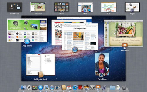 lion News Mac Users   Mac OS X 10.7 Lion atteint le million de téléchargements