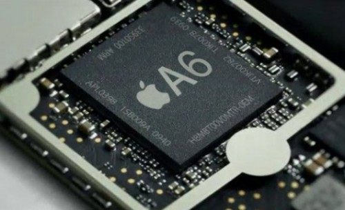 pucea6 500x304 News   La production de lApple A6 aurait déjà commencé