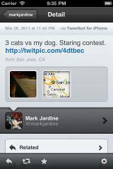 tweetbot1 AppStore   Tweetbot passe en version 1.4 et apporte les notifications PUSH