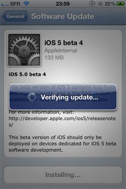 verifprob1 News   LiOS 5.0 beta 4 est disponible au téléchargement [EDIT : les nouveautés x 16 et les bugs x 1]