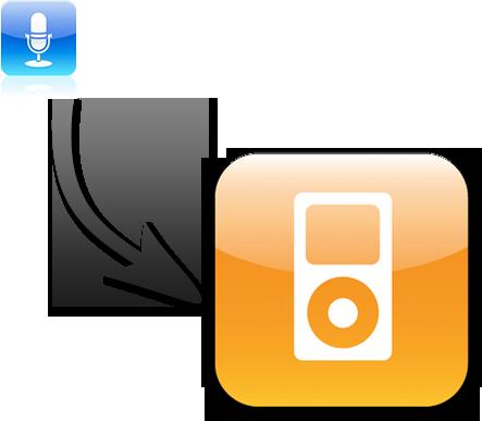 1786 Cydia   iPod Memos : Importez les enregistrements dans iPod
