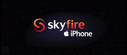 1 skyfire AppStore   Skyfire : Navigateur avec flash mis à jour en 3.3.0