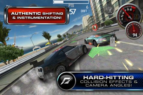 21 Jeux   Need for Speed Shift 2 : Unleashed disponible sur lAppStore ! [MAJ]