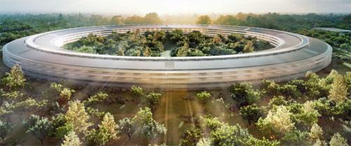 22 News   Cupertino donne des détails sur the MotherShip le prochain bâtiment de Apple