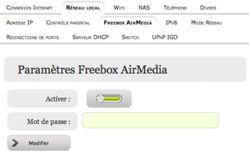29 Tutoriel   Diffuser en AirPlay sur la Freebox Révolution