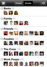 2 google+ App Store   Lapplication du réseau social Google+ mise à jour