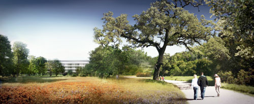 33 News   Cupertino donne des détails sur the MotherShip le prochain bâtiment de Apple