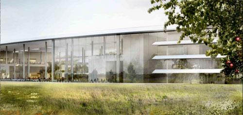 41 News   Cupertino donne des détails sur the MotherShip le prochain bâtiment de Apple