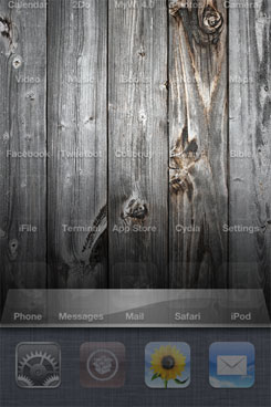 44 Cydia   Alphacon : Régler la transparence des icônes