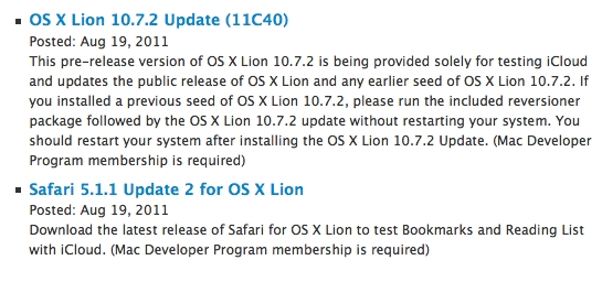 876278621 News   Apple publie la 8ème bêta diCloud