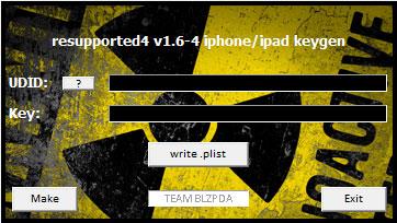 Sans titre Tutoriel   Avoir Resupported4 en version 1.6 4 [CRACK]
