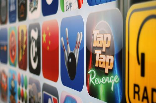 appli News   450 000 applications actives sur lApp Store