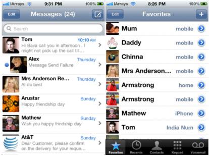 copic Cydia   Copic ajoute les photos de vos contacts dans lapplication Messages et Téléphone