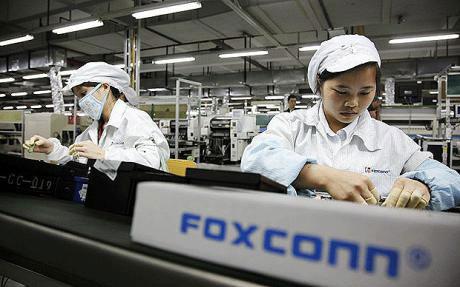 foxconne Foxconn enregistre une baisse de son chiffre daffaire, la faute à liPhone
