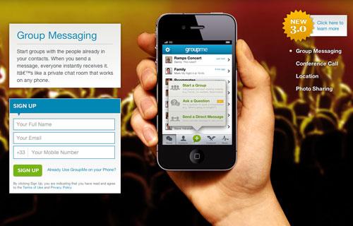 groupme News   Skype acquiert Groupme le réseau de chat sur Mobile