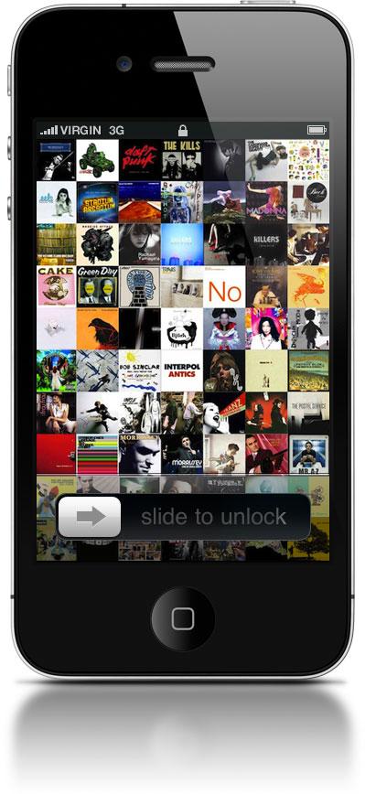 iPhProject1 News   Projet iPhone3GSystem : un Lockscreen vraiment unique