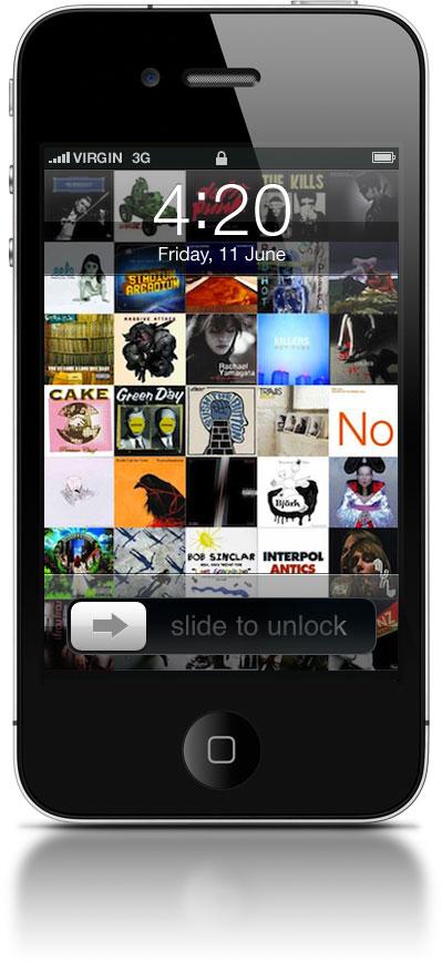 iPhProject5 News   Projet iPhone3GSystem : un Lockscreen vraiment unique