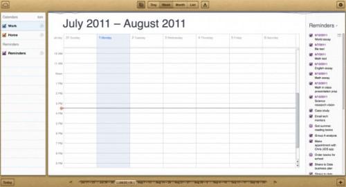 icloudcalendirer 500x271 News   iCloud.com ouvre enfin ses portes aux développeurs