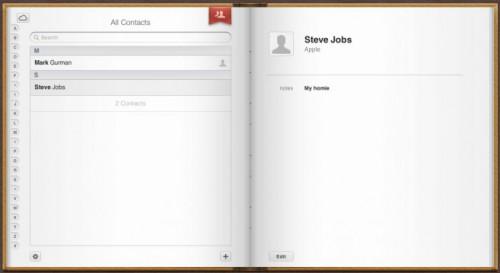 icloudcontact 500x273 News   iCloud.com ouvre enfin ses portes aux développeurs