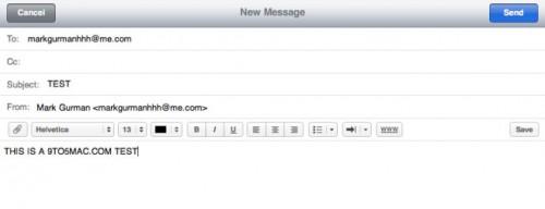 icloudmail 500x192 News   iCloud.com ouvre enfin ses portes aux développeurs