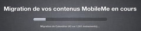 icloudmobileme News   La migration de MobileMe vers iCloud a déjà commencé pour les développeurs