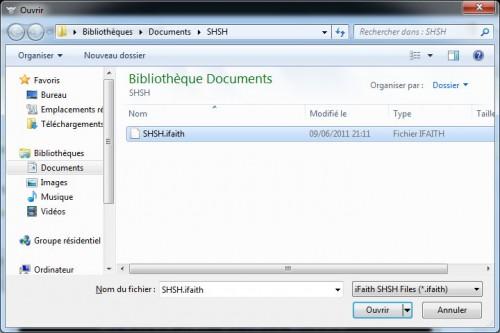 ifaith7 500x333 Tutoriel   Downgrader dun firmware 4.x à ce même firmware et résoudre les problèmes iTunes