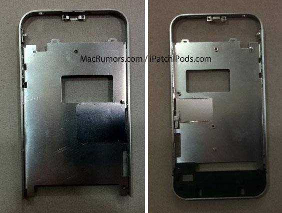 Rumeur   La structure de liPhone 4S en photo ?