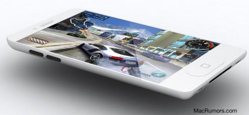 iphone5 11 500x231 Concepts   iPhone 5 : Un nouveau design plus réaliste
