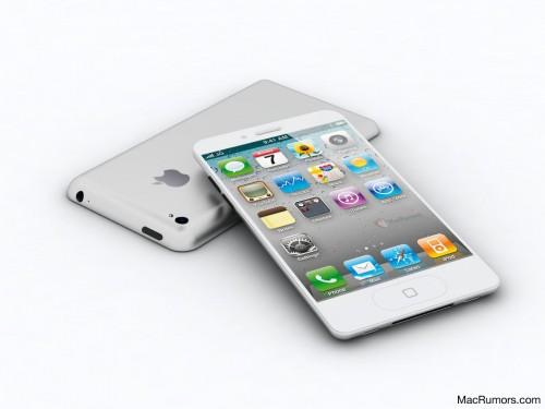iphone5 3 2 500x375 Concepts   iPhone 5 : Un nouveau design plus réaliste