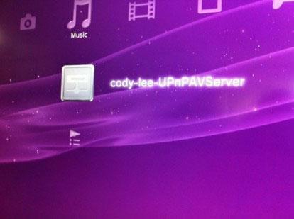 ps3airplay Tutoriel   Streamez de la musique de votre iDevice sur votre PS3 grâce à AirPlay