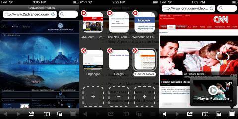 puffinwebbrowser AppStore   Puffin Web Browser se met à jour en version 1.7
