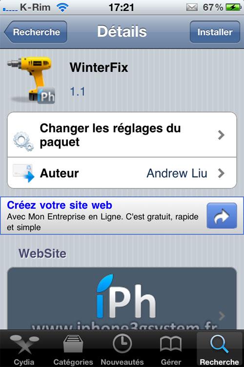screen repo Cydia   WinterFix : Rendre WinterBoard compatible avec liOS 5 [DISPO]