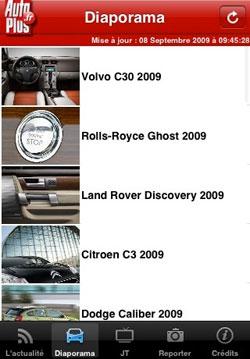 12 AppStore   Auto Plus : Magazine automobile sur iPhone