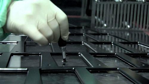 15 Les dalles tactiles iPhone 5 par Wintek présentent un défaut