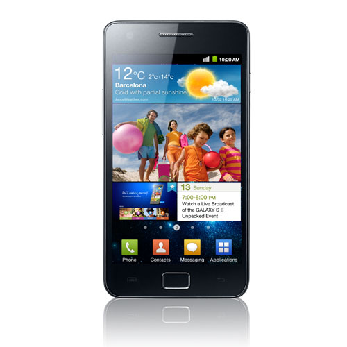 Samsung Galaxy S2 LiPhone 4, plus fin que le Galaxy S II