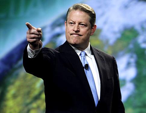 al gore Keynote iPhone 5 : Plus dun iPhone pour Al Gore