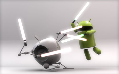 androidmarker LAndroid Market pourrait dépasser lApp Store cette année